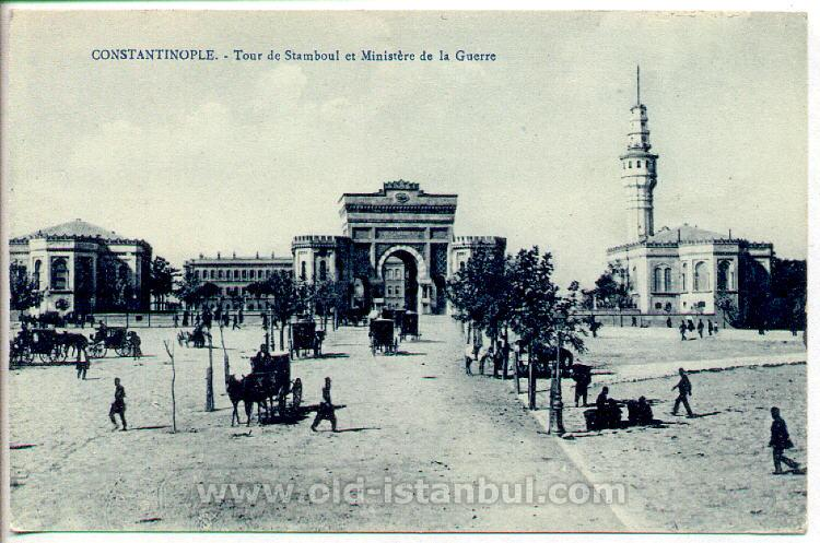 Old Istanbul Postcards